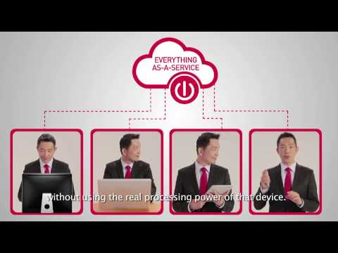 SingTel Everything-as-a-Service