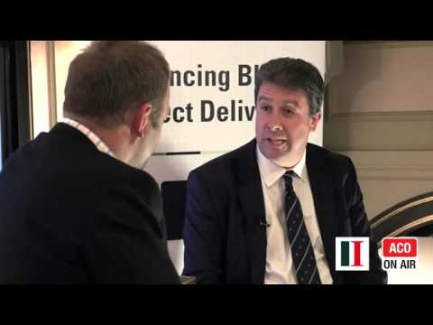 Straight Talk - Mark Bew, Chairman, HM Government BIM Working Group (Part 1)