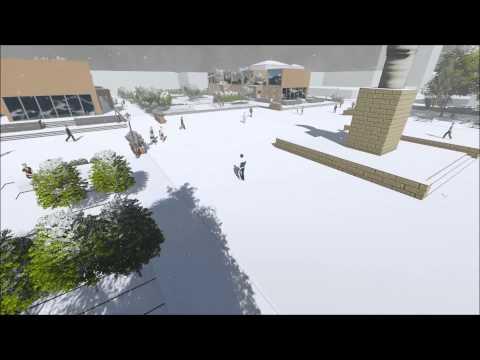 Gradski trg - Bijelo Polje