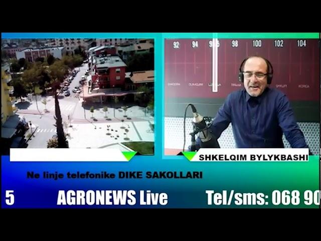 Intervista ne Agronews me Dike Sakollarin per problemet bujqesore