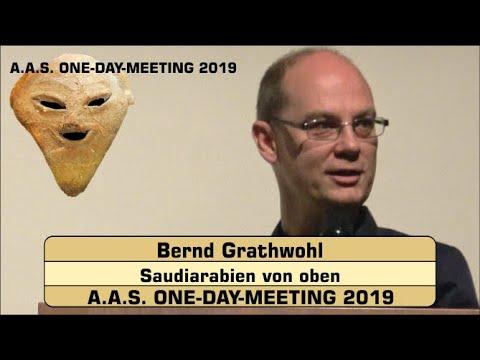 Saudiarabien von oben - Bernd Grathwohl - A.A.S. ONE-DAY-MEETING 2019