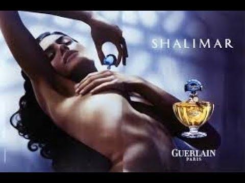 S6E6 - Shalimar Guerlain. One love - 7 bottles.