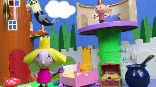 Ben und Hollys kleines Königreich Unboxing deutsch: Neue Spielsachen für Kinder