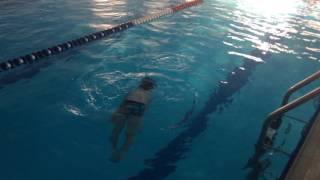 Егор Лавлинский, 4 года, плавание, водное шоу