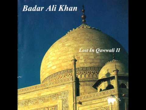 The way you walk - Badar Ali Khan