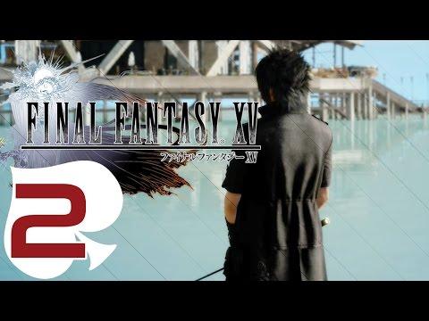 Final Fantasy XV Part 2 - Chpt. 1 | YO... DEMONS!!!