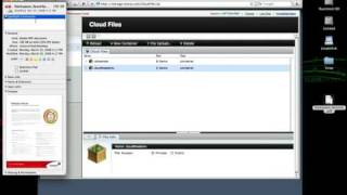 Introduction to Rackspace Cloud Files