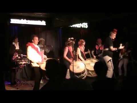 Pura Energia: Moby - Mangue Beat Style, Bremer Karneval 2015
