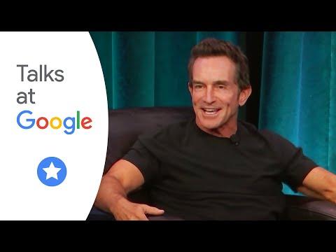 "Jeff Probst: ""A Peek Behind the Scenes of Survivor's 20-Year Success"" | Talks at Google"