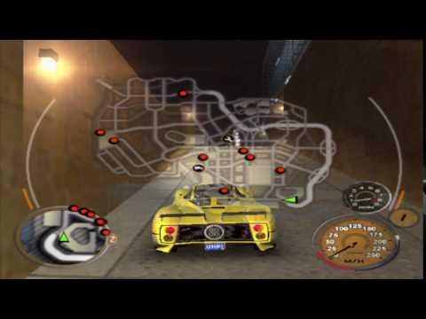 Midnight Club 3: DUB Edition Remix Gameplay Walkthrough - San Diego Rockstar Logo Location 8 of 12