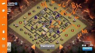 Clash Of Clans 3 Star Attacks #20 vs. ClashHeads