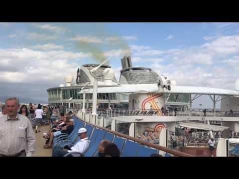 Harmony of the Seas @ Port of Palma de Mallorca