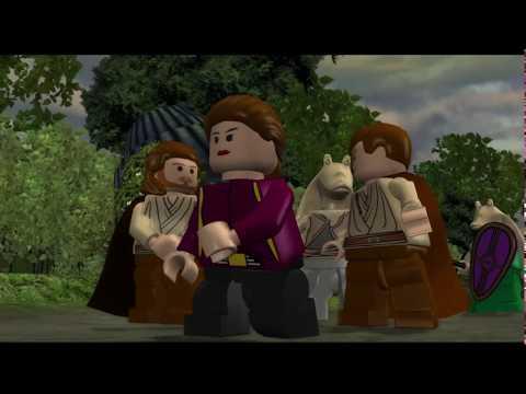 LEGO Star Wars TCS Rerun #5 (Retake Theed Palace)