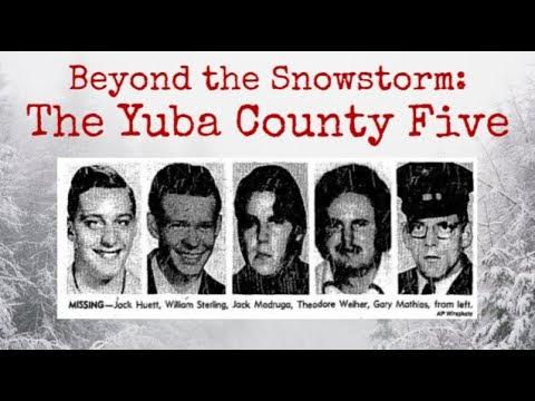 Beyond the Snowstorm: The Yuba County Five   DARK CURIOSITIES