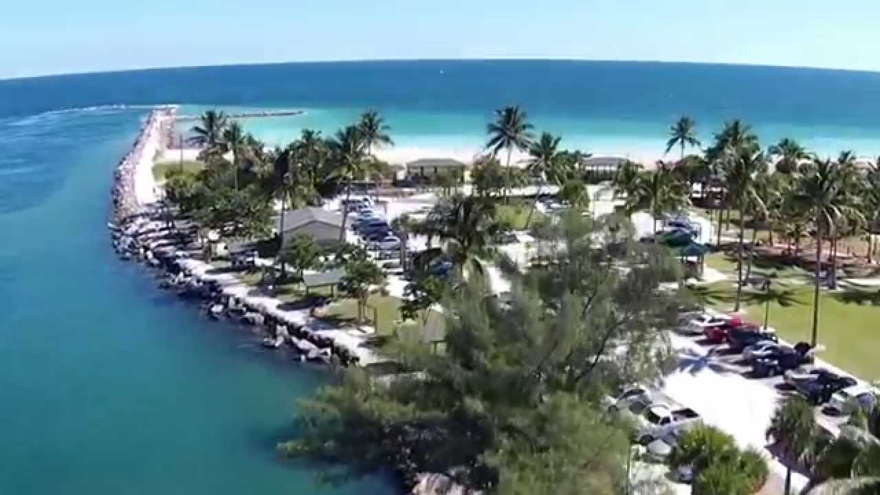 Jetty Park Fort Pierce Florida Youtube