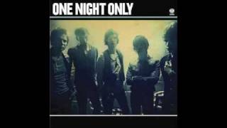 Watch One Night Only Bring Me Back Down video