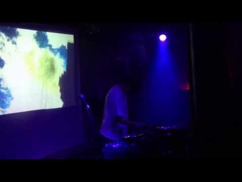 Gold Panda - We Work Nights LIVE Atlanta 2013