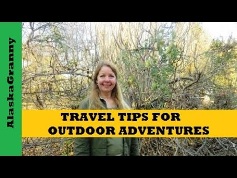 Five Travel Safety Tips For Outdoor Vacation Adventures