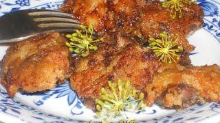 Мясные отбивные в кляре Пошаговый рецепт