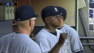 109 MPH FASTBALL AROLDIS CHAPMAN!!! In MLB 17 The Show