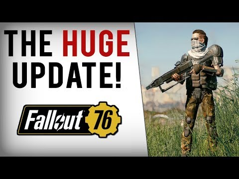 FALLOUT 76 HUGE LEAK UPDATE - Story RPG Focus, Online Elements & More!