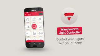 Light Control App Control Your Lights With Your Iphone Or Android Smart Device Youtube