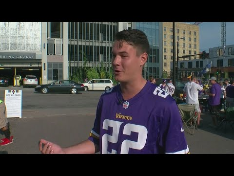 'We're Here To Have Fun': Vikings Fans On Trump's NFL Tweets