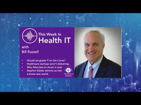 Why are Healthcare startups not delivering? | This Week in Health IT Ep. 6