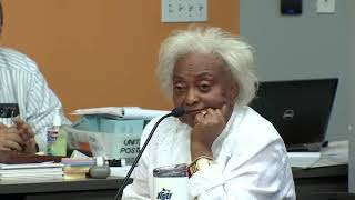 UNCUT: Brenda Snipes On Broward Recount, Possibly Moving On