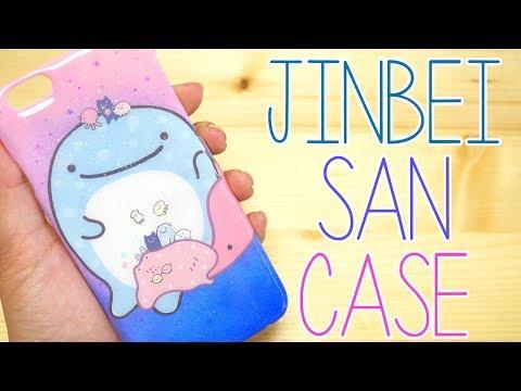 DIY Jinbei San iPhone Case | Watch Me Craft | UV Resin
