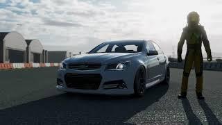 Forza 7 - 2014 Chevrolet SS Vs 2014 HSV Gen-F GTS