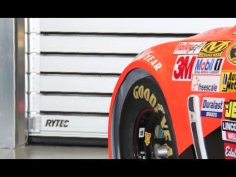 Stewart-Haas Racing Wins with Rytec Doors & Stewart-Haas Racing Wins with Rytec Doors - YouTube