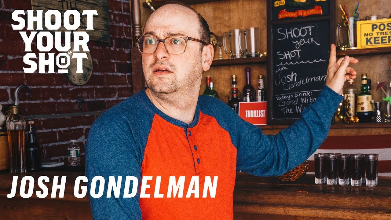 Comedian and Desus & Mero Writer Josh Gondelman Takes Shots, Talks Working for John Oliver || SYS