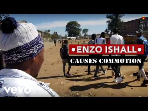Enzo Ishall - Enzo Causes Commotion In Mbare (Video)