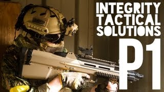 Integrity Tactical Solutions June 2013 Event - Gameplay/Vlog #1