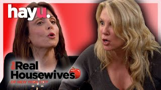 Bethenny vs Ramona: The Complete Feud | The Real Housewives of New York City