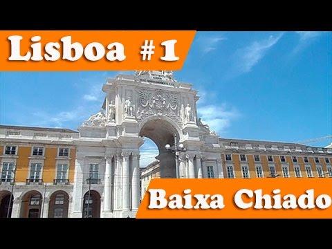 Um Pouco de Lisboa #1 Baixa Chiado