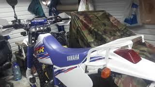 Купили Yamaha TT 250 R open