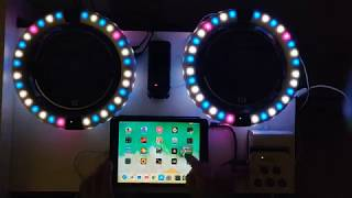 Ring-a-ling-a-Ipad - Double ARQ AR-96 Ring Power @IPad