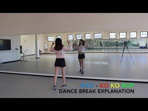 [Eclipse] EXO - Ko Ko Bop Dance Tutorial | Chorus + Dance Break