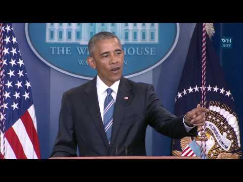 President Obama Delivers a Statement on the Supreme Court's