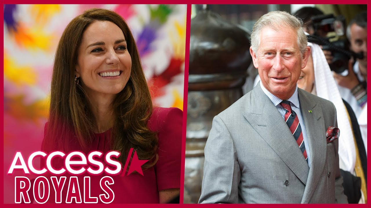 Did Kate Middleton Reveal Her Nickname For Prince Charles?