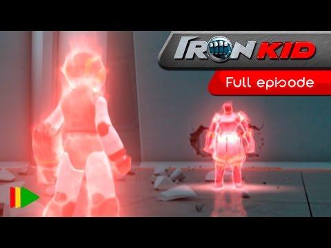 Iron Kid (English) - 26 - The Last Battle (Part Two)