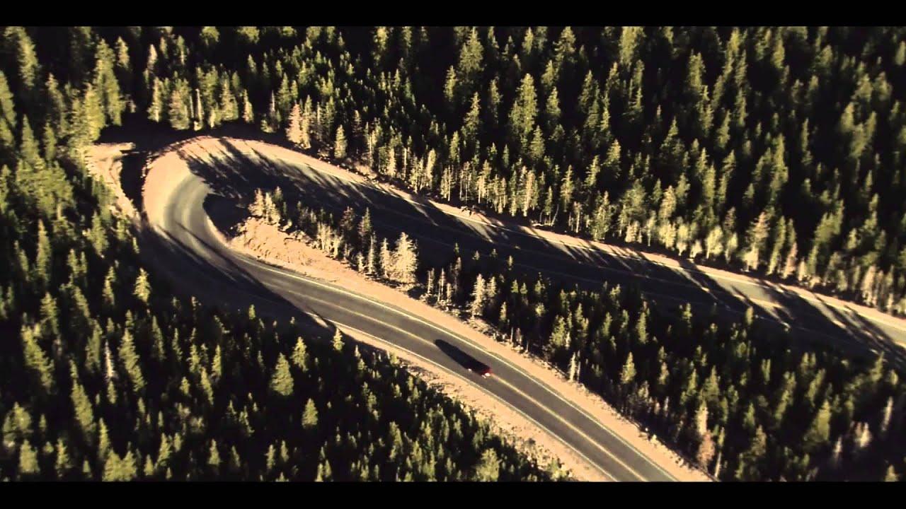 All-New Range Rover Sport, Pikes Peak Driven Challenge