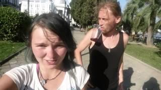 42 нет вайфая   (отдых в Абхазии дикарём из Беларуси июль 2015)(, 2015-09-11T08:19:25.000Z)
