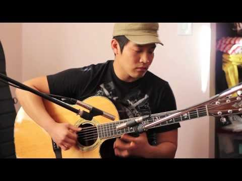 Almost Is Never Enough (Ariana Grande) - Solo Acoustic Fingerstyle Guitar - Andrew Chae