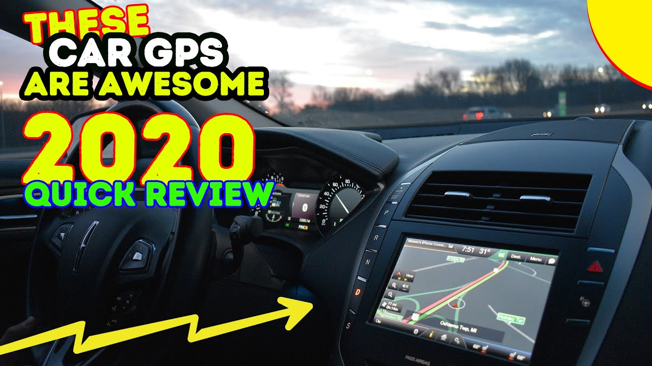 best gps tracker for car 2018