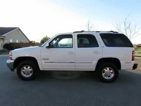 2001 GMC Yukon Northern California R&R Sales Inc