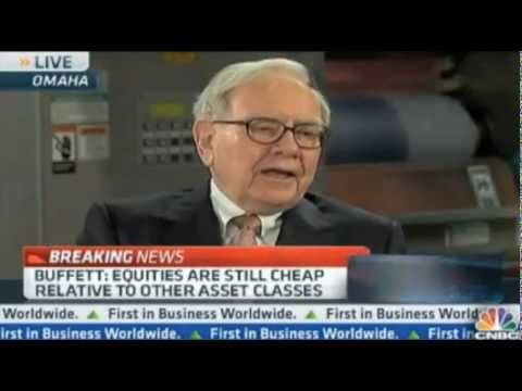 Buffet On Investing In Real Estate