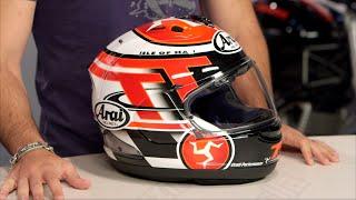 arai corsair x iom tt 2016 le helmet review at revzilla com